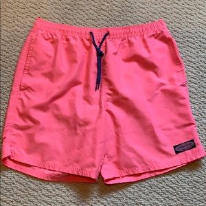 "Vineyard Vines ""Chappy"" swim trunk"